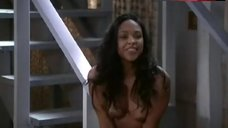 Jazsmin Lewis Topless Scene – How To Be A Player