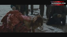 1. Kate Bosworth Sexy Scene – The Warrior'S Way