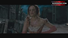7. Kate Bosworth Sexy Scene – The Warrior'S Way
