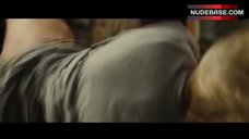 9. Kate Bosworth Ass Scene – Straw Dogs
