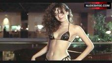 Valeria Golino Bikini Scene – Blind Date