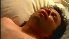7. Kim Feeney Sex Scene – The Hunger