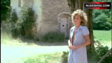 10. Marie-Anne Chazel Fully Nude Body – Les Babas Cool