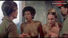 Pam Grier Big Tits – Black Mama, White Mama