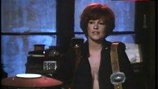 Melanie Griffith in Open Jacket – Cherry 2000