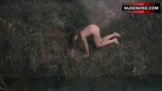 Victoria Sanchez Nude Crawling – Blood Moon