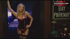 Chandra West in Corset and Stockings – I Now Pronounce You Chuck And Larry