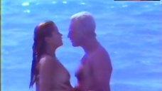 Maritza Olivares Nude on Beach – Tres Mujeres En La Hoguera