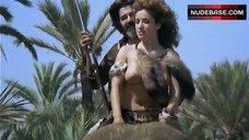 4. Analia Ivars Breasts Scene – Golden Temple Amazons