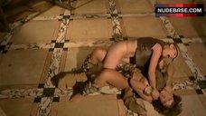 3. Analia Ivars Nude Tits – Golden Temple Amazons