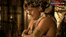 8. Analia Ivars Nude Tits – Golden Temple Amazons