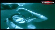 Chulpan Khamatova Nude Underwater Swimming – Tuvalu