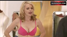 Mircea Monroe in Pink Bra – Episodes