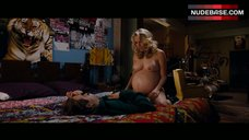 Mircea Monroe Nude and Pregnant – The Change-Up