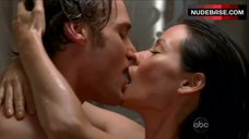 Lucy Liu Sex in SHower – Dirty Hot Money