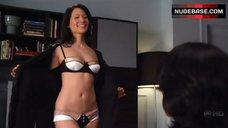 Lucy Liu Hot Scene – Cashmere Mafia