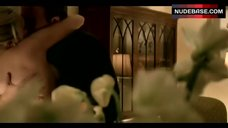 Sophia Myles Kiss Scene – Covert One: The Hades Factor