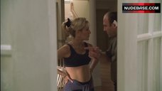 7. Edie Falco in Tank Top – The Sopranos