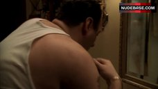 1. Edie Falco in Shower – The Sopranos