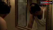 2. Edie Falco in Shower – The Sopranos