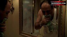 4. Edie Falco in Shower – The Sopranos