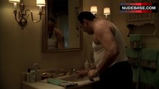 5. Edie Falco in Shower – The Sopranos
