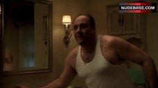 8. Edie Falco in Shower – The Sopranos