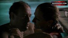 6. Edie Falco Hot Scene – The Sopranos