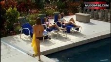1. Kristin Cavallari in Sexy Black Bikini – Laguna Beach: The Real Orange County