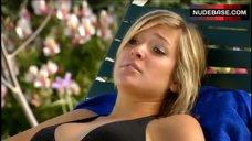 Kristin Cavallari in Sexy Black Bikini – Laguna Beach: The Real Orange County
