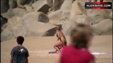 1. Kristin Cavallari Sunbathing in Bikini – Laguna Beach: The Real Orange County