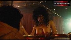 Paula Trickey Striptease Scene – Maniac Cop 2