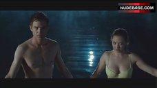 Amanda Seyfried Bikini Scene – Solstice
