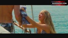 2. Amanda Seyfried in Swimsuit – Mamma Mia!