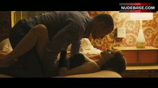 3. Amanda Seyfried Hot Scene – In Time