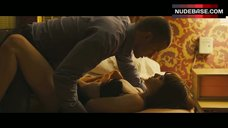 9. Amanda Seyfried Hot Scene – In Time