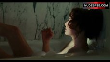 1. Amanda Seyfried Hot Scene in Bathtub – Lovelace