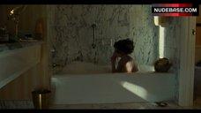 4. Amanda Seyfried Hot Scene in Bathtub – Lovelace