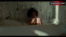 7. Amanda Seyfried Hot Scene in Bathtub – Lovelace