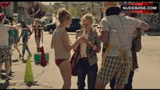 2. Amanda Seyfried in Red Panties – While We'Re Young