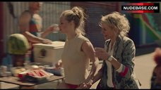 8. Amanda Seyfried in Red Panties – While We'Re Young