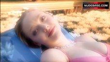 7. Amanda Seyfried Bikini Scene – Veronica Mars