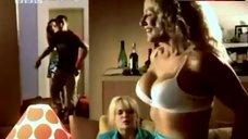 Sarah Farooqui Striptease – Mile High