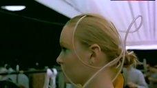 10. Jessica Alba in Lingerie – Paranoid