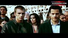 4. Jessica Alba in Lingerie Outdoor – Fantastic Four