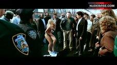 6. Jessica Alba in Lingerie Outdoor – Fantastic Four
