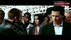 8. Jessica Alba in Lingerie Outdoor – Fantastic Four
