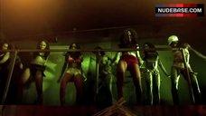 4. Jessica Alba Hot Dancing – Honey