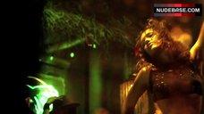8. Jessica Alba Hot Dancing – Honey