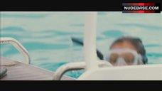 10. Jessica Alba Bikini Scene – Into The Blue